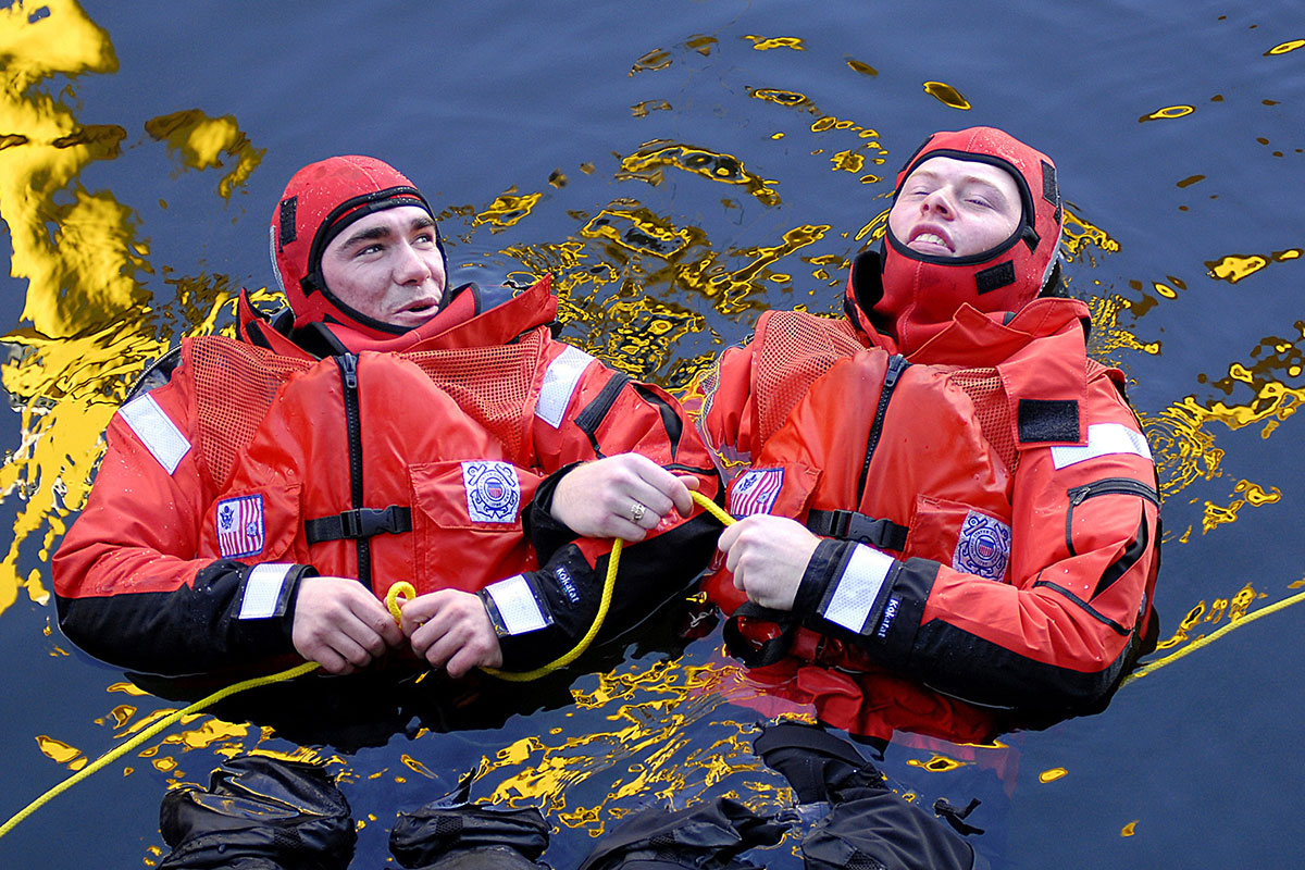 STCW Personal Survival