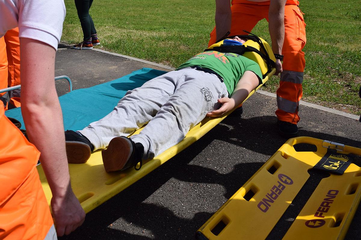 STCW Elementary First Aid