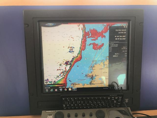 Navigation: Use of Electronic Navigation Aids