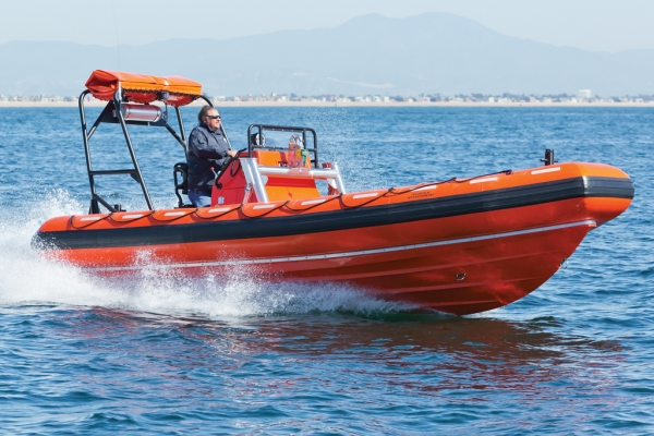 RYA / ISA Powerboat Level 2