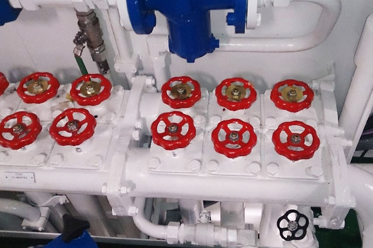 Marine Engine 2