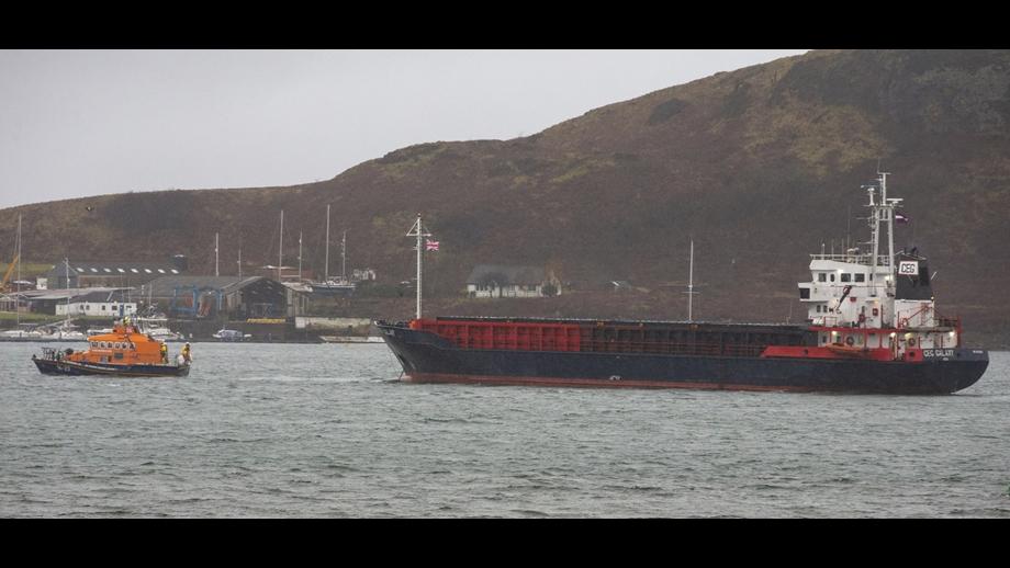 Oban RNLI Lifeboat 'Mora Edith MacDonald'